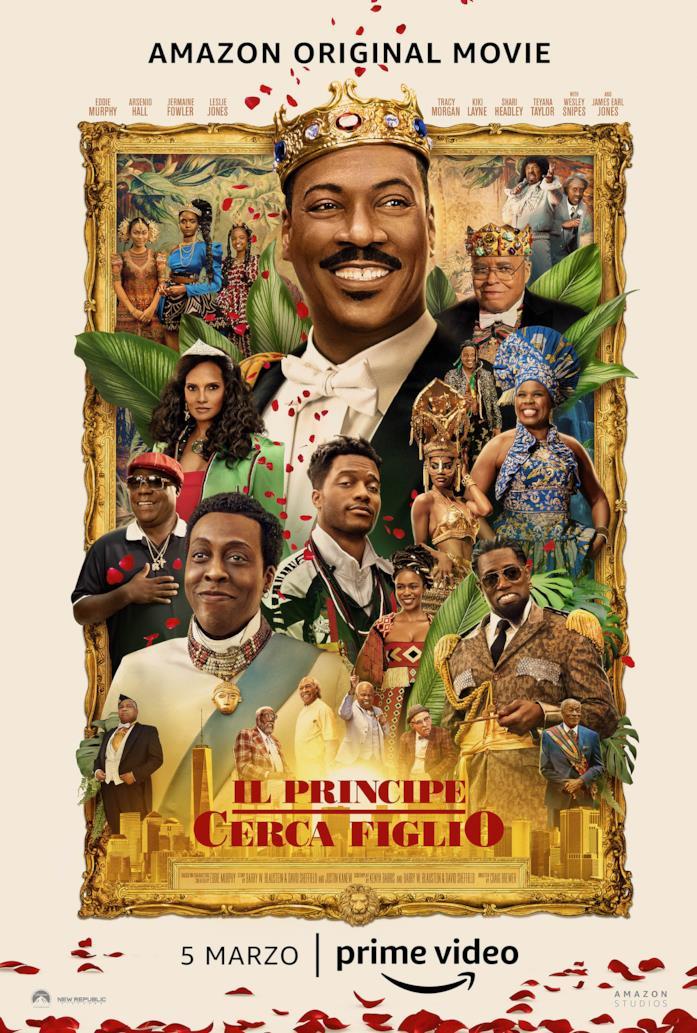 I personaggi del film Il principe cerca figlio
