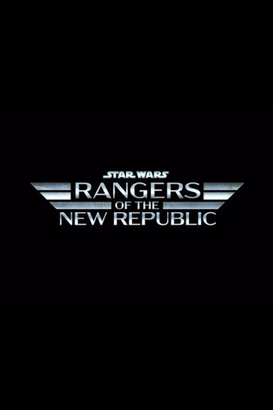 Poster Rangers of the New Republic