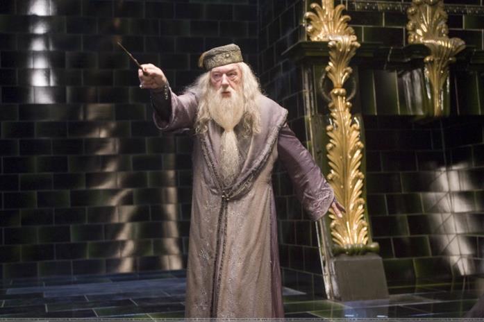 Silente al Ministero della Magia