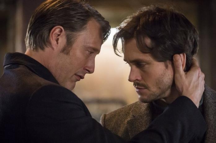 Hannibal stringe a sé Will