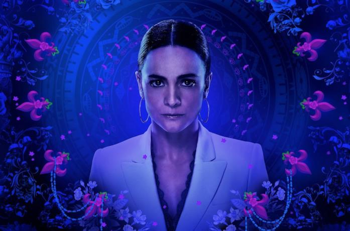Alice Braga è Teresa Mendoza