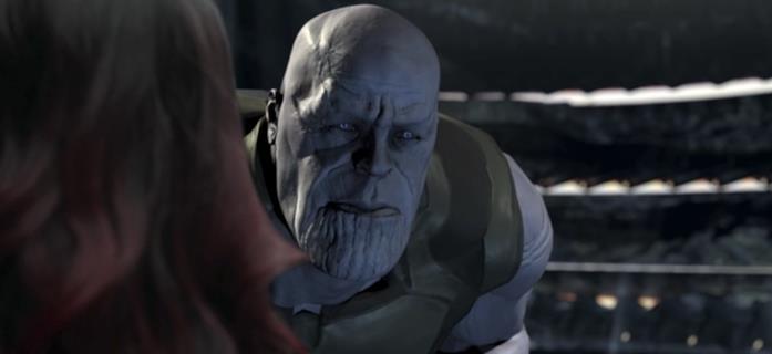 Thanos in versione CGI