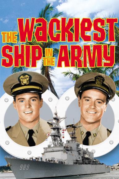 Poster La nave più scassata dell'esercito