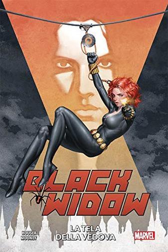La tela della Vedova. Black Widow