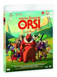 La famosa invasione degli orsi in Sicilia Combo (DVD+Blu-ray)