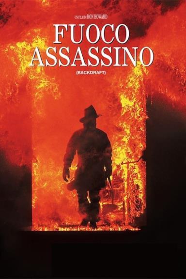Poster Fuoco assassino