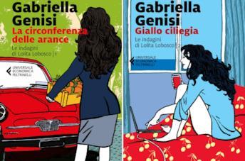 Le copertine di Lolita Lobosco