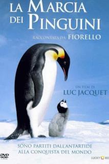 Poster La marcia dei pinguini