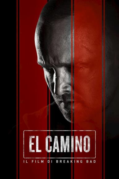 Poster El Camino - Il film di Breaking Bad