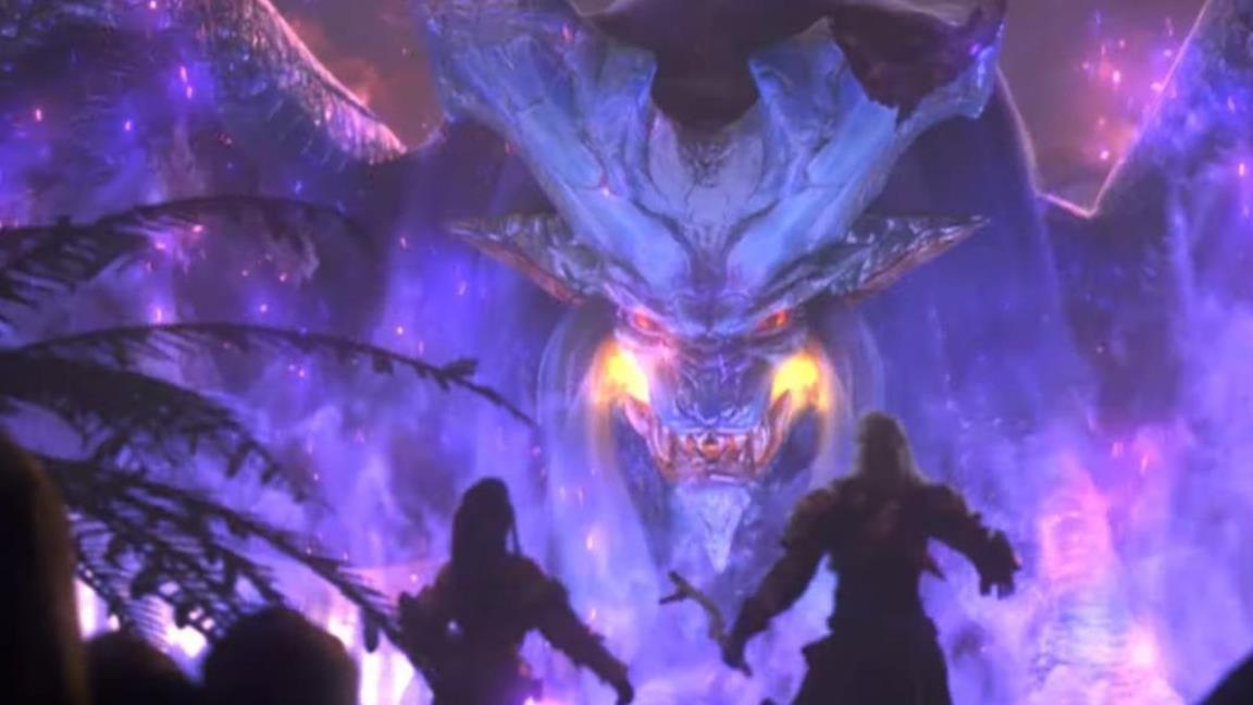 Monster Hunter: Netflix annuncia a sorpresa l'arrivo di un nuovo film d'animazione