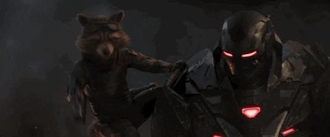 Rocket e War Machine nel nuovo trailer di Avengers: Endgame