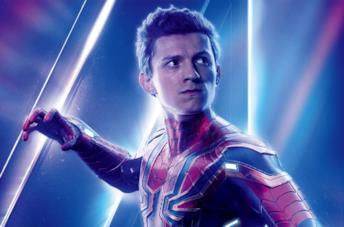 Tom Holland è Spider-Man
