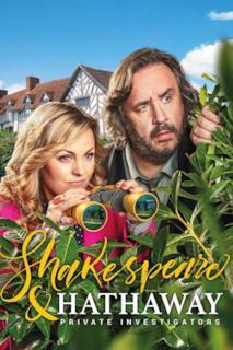 Poster Shakespeare & Hathaway - Investigatori privati