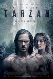 Poster The Legend of Tarzan