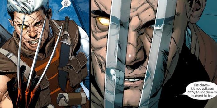 Cable svela la sua vera identità (e i suoi artigli)
