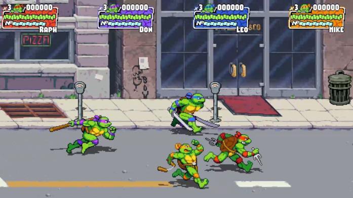 Arriva un nuovo videogame delle Tartarughe Ninja