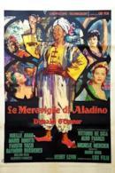 Poster Le Meraviglie di Aladino