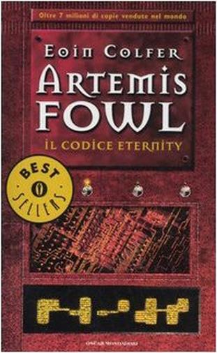 Il codice eternity. Artemis Fowl