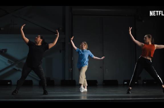 Work It: trailer, trama e cast del film Netflix con Sabrina Carpenter