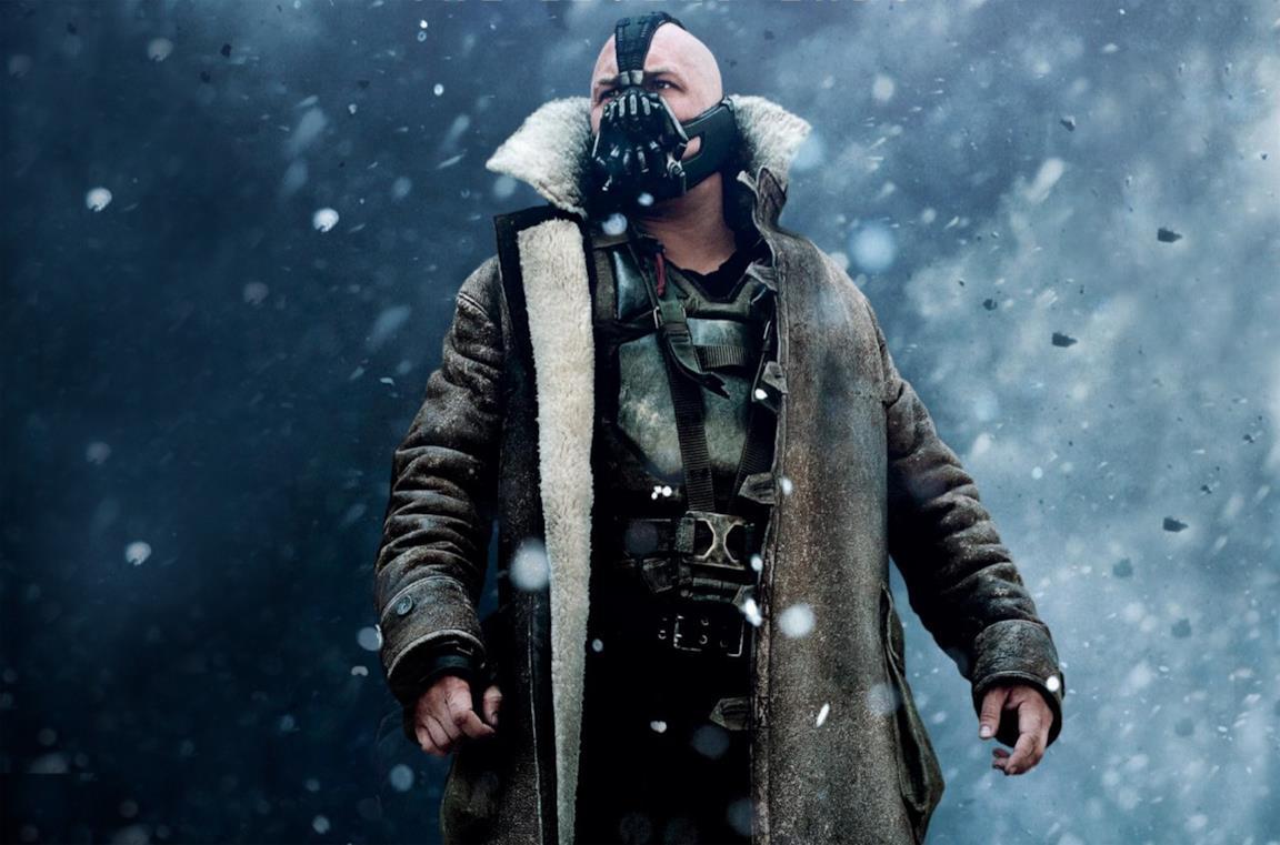 Un'immagine di Bane ne Il Cavaliere Oscuro - Il Ritorno