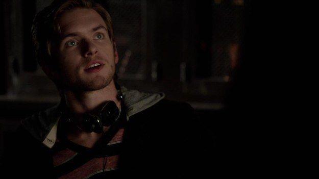 Chris Brochu nei panni di Luke in The Vampire Diaries