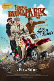 Poster Fuga da Reuma Park