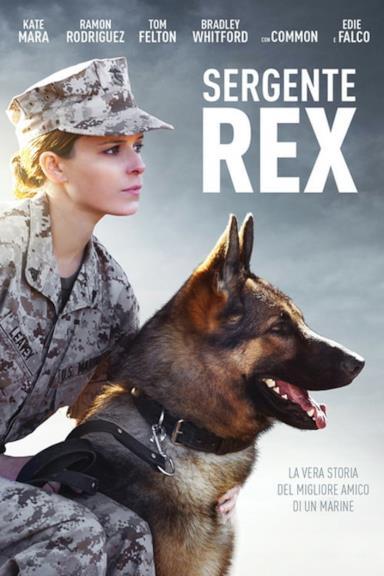 Poster Sergente Rex
