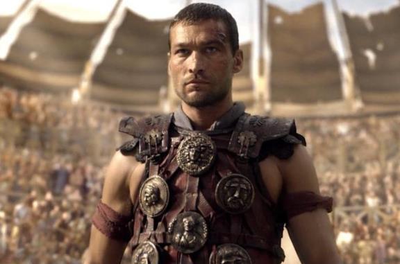 Spartacus, il cast della mitica serie TV sugli dèi dell'arena