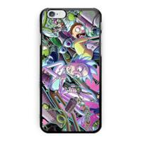 Rick And Morty Cover iPhone 6/6s