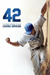Poster 42 - La vera storia di una leggenda americana