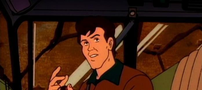 The Real Ghostbusters, Peter Venkman