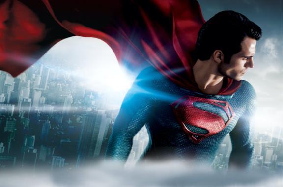 Il Superman di Henry Cavill