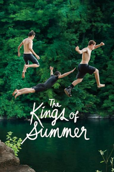 Poster The Kings of Summer