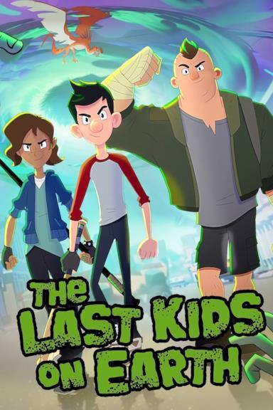 Poster Gli ultimi ragazzi sulla Terra