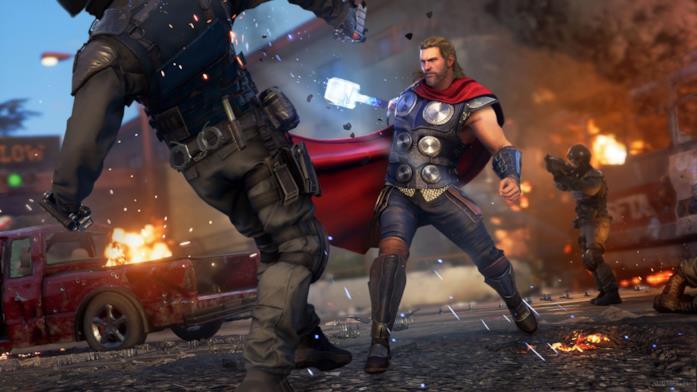 Thor videogioco