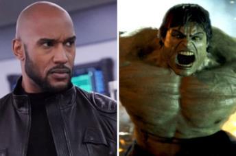 Agents of S.H.I.E.L.D. 6, l'easter egg de L'Incredibile Hulk