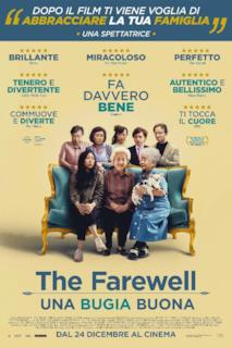 Poster The Farewell - Una bugia buona