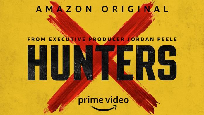 Il poster di Hunters