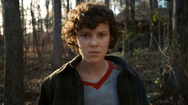 Millie Bobby Brown in Stranger Things 2