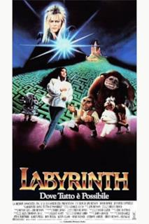 Poster Labyrinth - Dove tutto è possibile