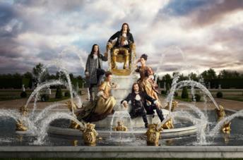 Il cast di Versailles