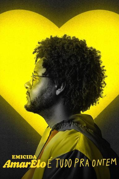 Poster Emicida: Amarelo - Il resto è storia