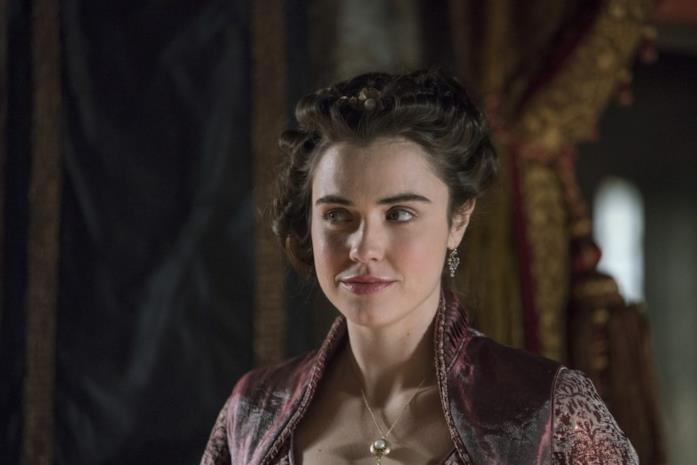 Jennie Jacques in Vikings