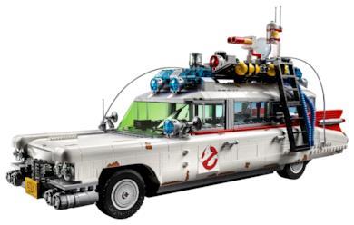 La Ghostbusters Ecto-1 LEGO