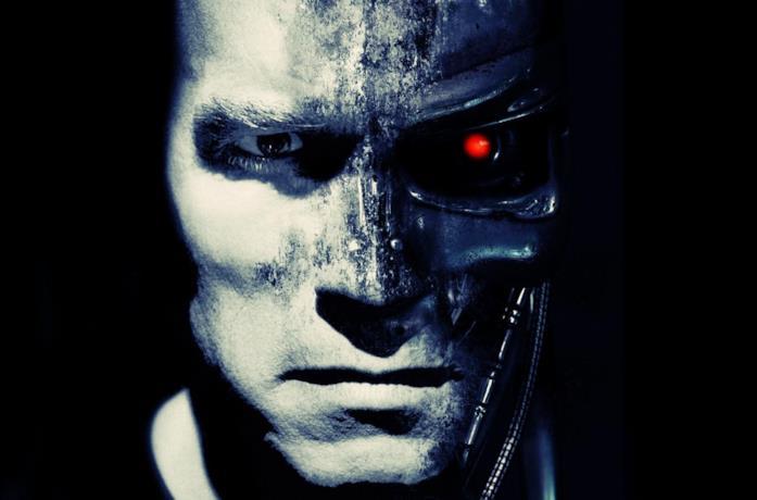Arnold Schwarzenegger è il T-800 in Terminator