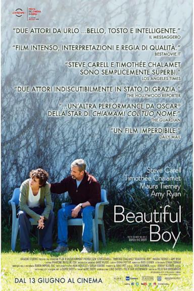 Poster Beautiful Boy