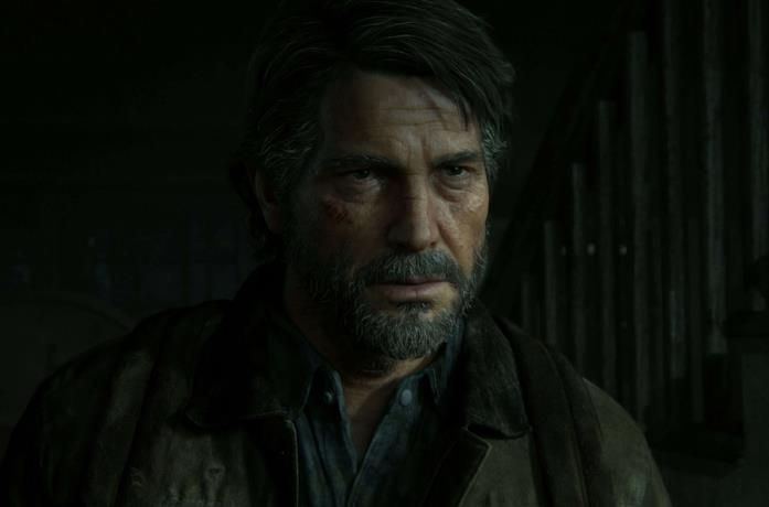 Joel in The Last of Us Parte 2