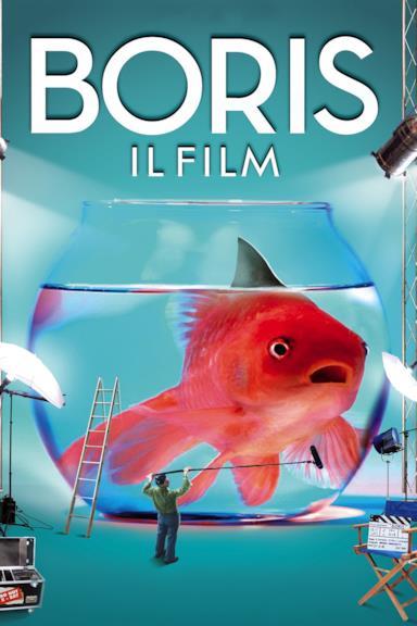 Poster Boris - Il film