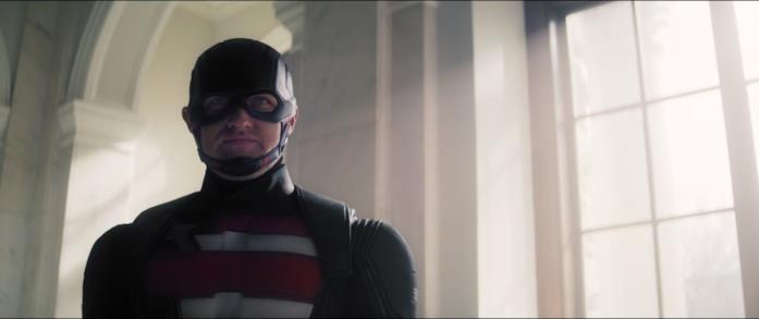 John Walker/U.S. Agent nel finale di The Falcon and the Winter Soldier