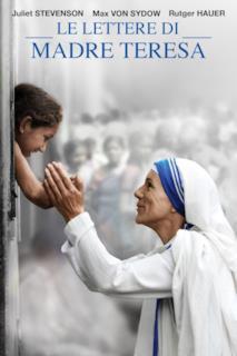 Poster Le lettere di Madre Teresa